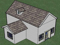 Roofing Materials For SketchUp