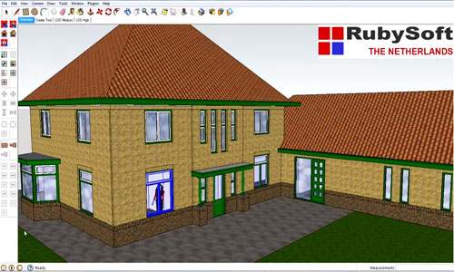 3DWindow plugin for sketchup