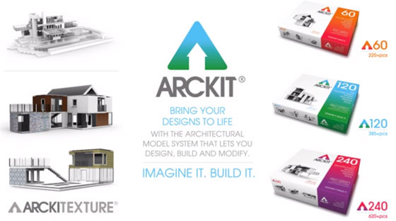 architectural models to your sketchup design