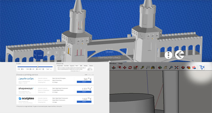 Download 3D Printing Extension for SketchUp