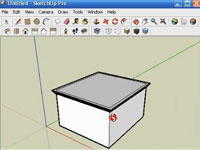 SketchUp Follow-Me Command