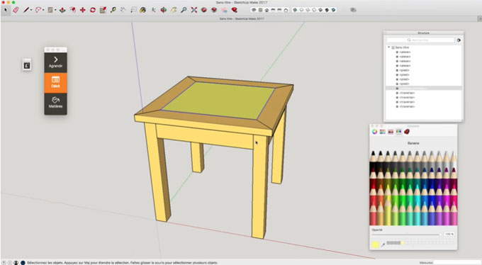 OpenCutList – The newest sketchup plugin added to the extension warehouse