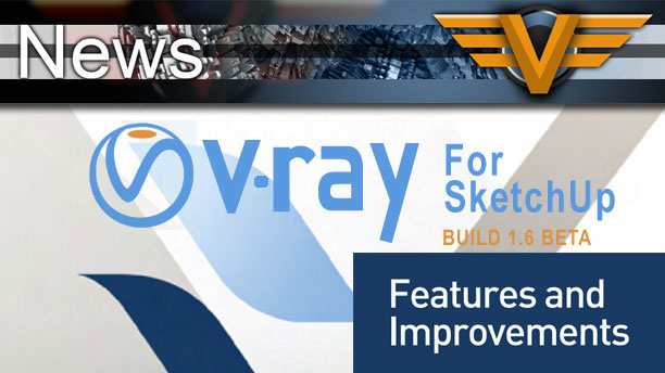 V-Ray SketchUp 1.6 BETA