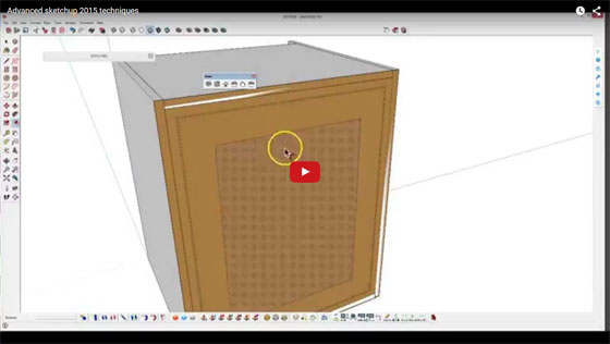 advanced modeling with sketchup 2015