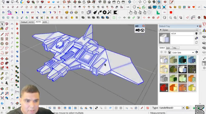 AOS (1.0.0) for SketchUp