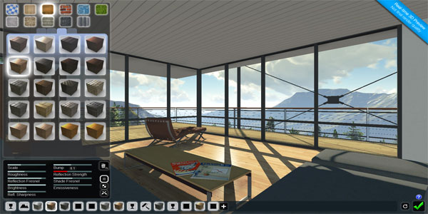 Architectural visualization with Lumion 3D modeling, 3D max and Sketchup