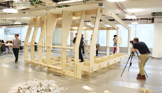 Make your own architecture with sketchup wikihouse