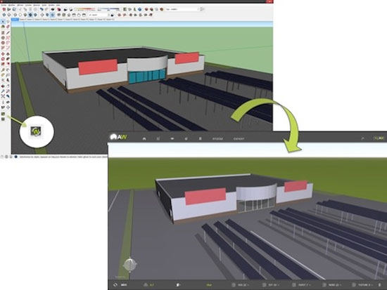 ArchiWIZARD plugin for sketchup