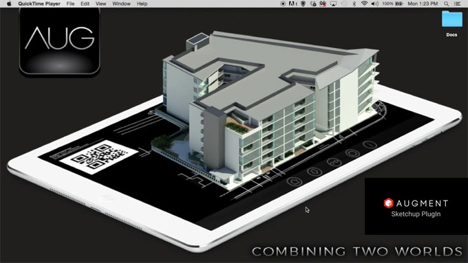 AUGmentecture 1.0 ? The newest sketchup extension