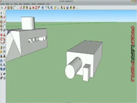 AutoCad gratis and Google SketchUp