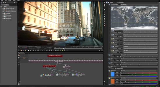OTOY Inc launched OctaneRender and OctaneRender plugins for artists, animators and designers