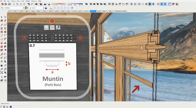 Click-Window 3D ? The newest sketchup extension