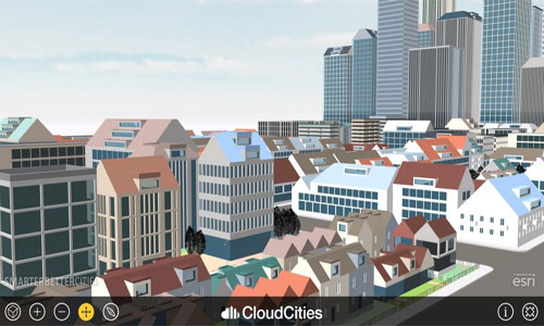 CloudCities For Sketchup