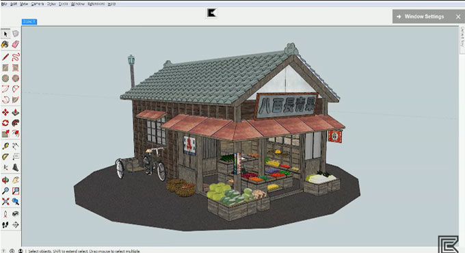 CompoTools⠀CompoScene 2.0.6 for sketchup