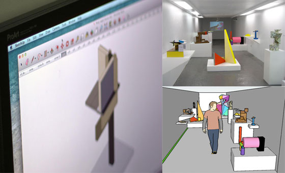 Trimble SketchUp for Digital Fabrication and Prototyping
