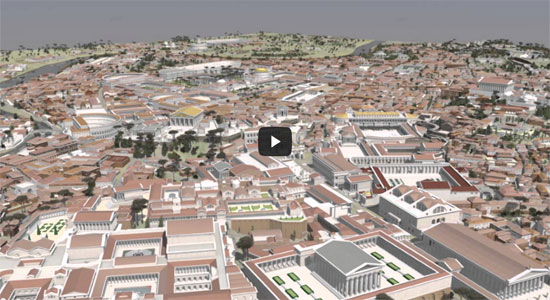 How sketchup is useful for digital modeling of ancient world