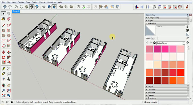 Eneroth Copy Between Components (1.1.0) ? The newest sketchup extension