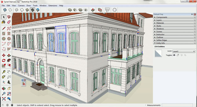 Eneroth Relative Move – The newest sketchup extension