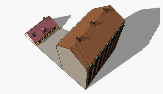 Download Eneroth Townhouse System Beta 0.1.0 for sketchup from Extension Warehouse
