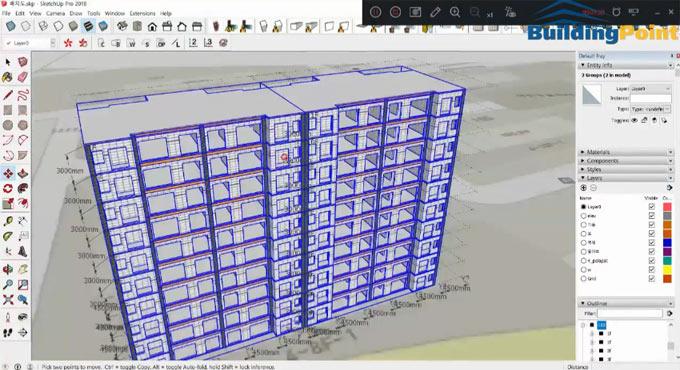 FrameModeler for sketchup version 1.1.0
