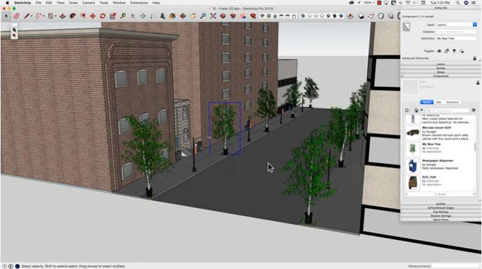 SketchUp Tutorial | SketchUp Video Tutorials | SketchUp