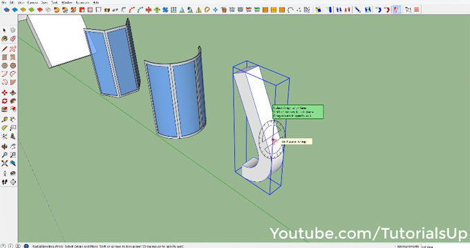 How to use Fredoscale sketchup extension