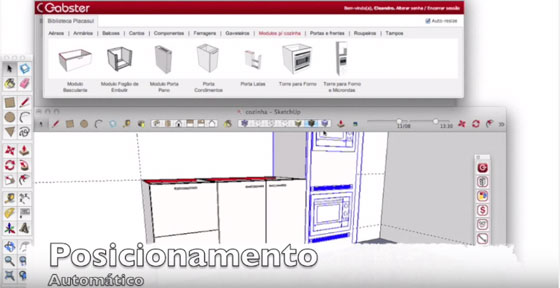 Gabster LITE for sketchup