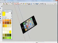 iPhone no Google SketchUp 8