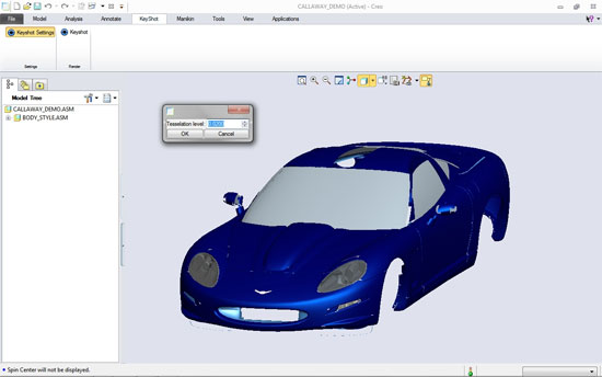3D product designer can enjoy greater workflow with the integration of KeyShot 5