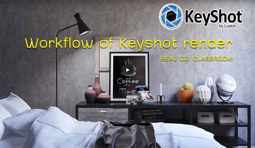 How to create an exceptional interior scene with Keyshot for sketchup