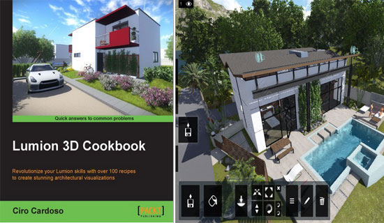 Lumion 3d Software 3d Rendering Software 3d Lighting Books