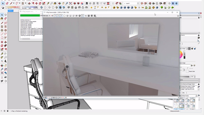 Sketchup tutorial sketchup video tutorials sketchup for Mirror in sketchup