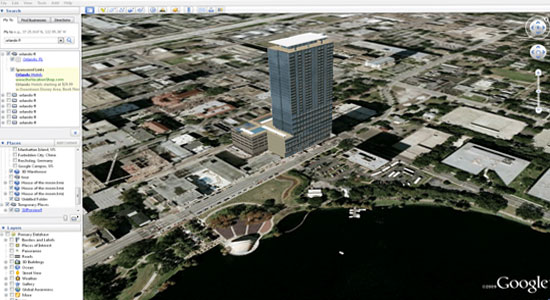 Learn to place your models in Google Earth