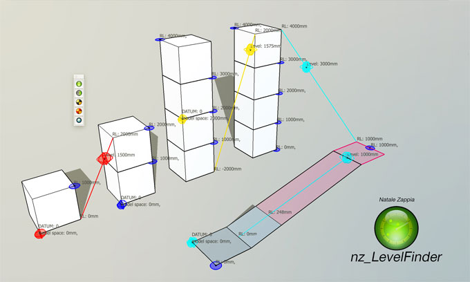 nz_LevelFinder – The newest sketchup extension