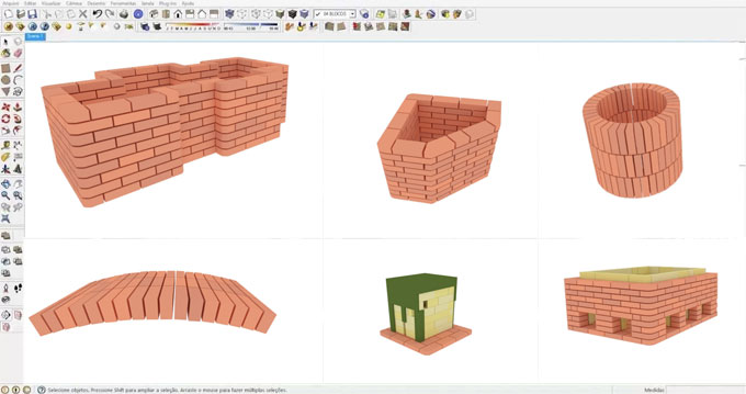 Objects from stoveweb.com – The newest sketchup extension