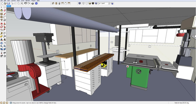 online sketchup workshop