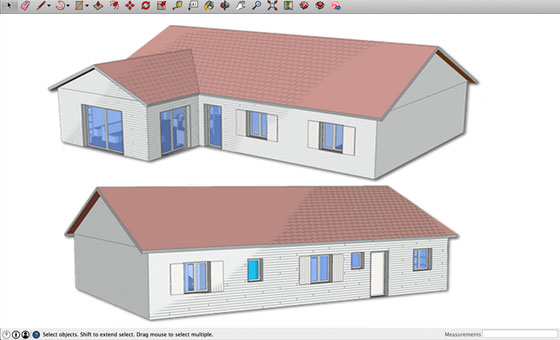 Oob Layouts for Sketchup