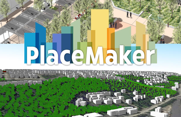 PlaceMaker – A powerful sketchup extension to make 3D cities into models quickly
