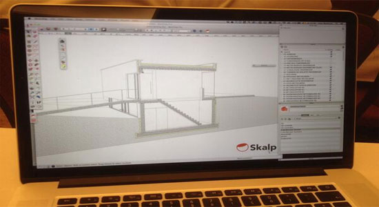 Skalp for SketchUp v1.0 beta
