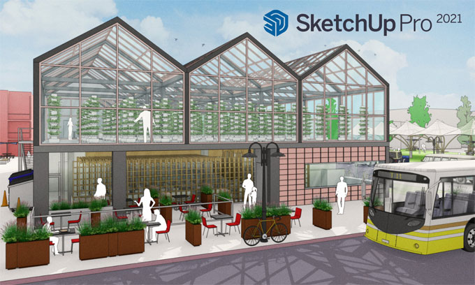 New Features in Sketchup 2021