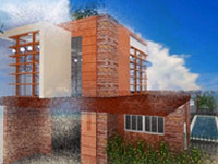 SketchUp and Vray Rendering and Retouch the Rendered Photo using Photoshop