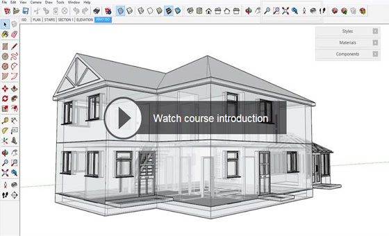 Sketchup for architecture
