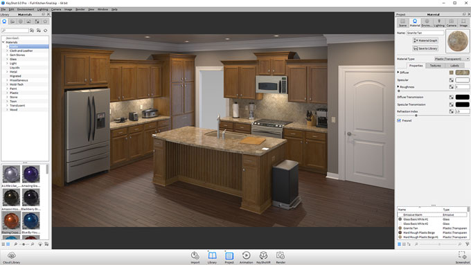 SketchUp to KeyShot 7 – The newest sketchup extension