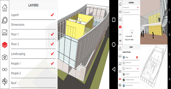 SketchUp Mobile Viewer v3.0