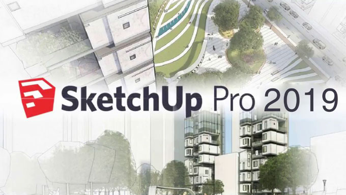 Some new and exciting features of sketchup pro 2019