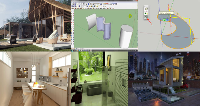 Top 8 Rendering plugins and software for sketchup