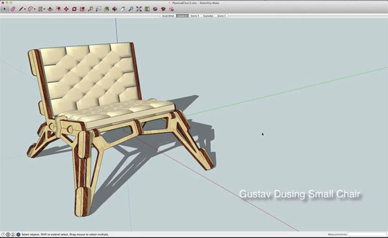 convert any sketchup model into Maya 2014