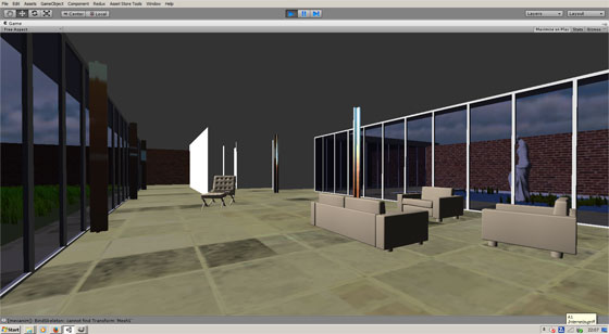 How to load sketchup images into Unity3d