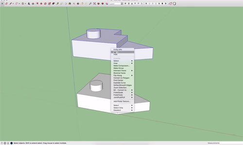 4 WAYS TO MIRROR AND FLIP OBJECTS in SketchUp