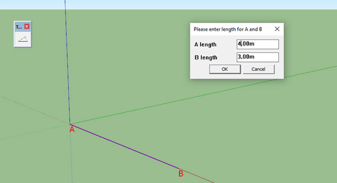 Triangle Tool – The newest sketchup extension